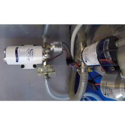 Marco DP12/E Pompe à laver + contrôle électronique 5 bar - 72.5 psi 11