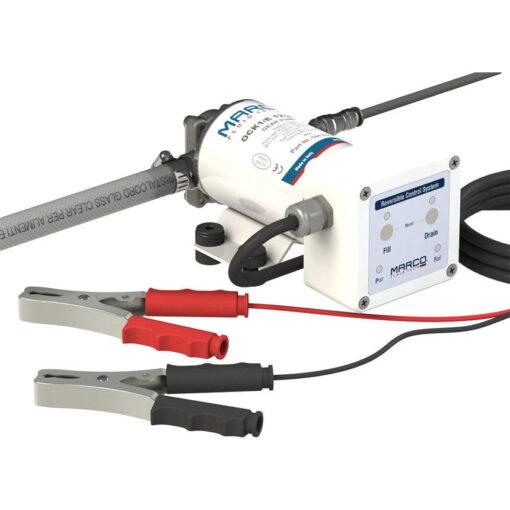 Marco OCK1-E Kit transfert huile/diesel réversible électronique (12-24 Volt) 3