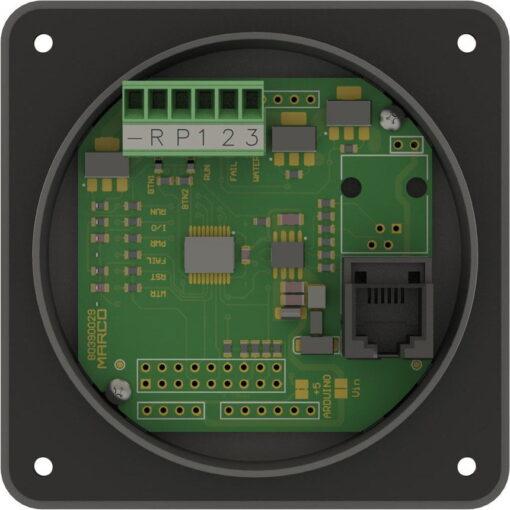 Marco UP12/E-LOBR 12/24V Pompe à engrenages en bronze avec commande électronique 6.9 gpm - 26 l/min 6