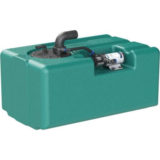 Marco TK2/2 Kit pompe UP2/E + reservoir 17.7 gallon - 67 l 3