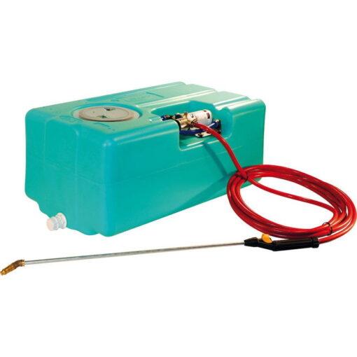 Marco TK2-SP Kit désherbage UP2/E avec reservoir 17.7 gallon - 67 l 3