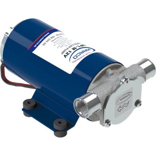 Marco UP1-M Pompe rotor souple 11 gpm - 45 l/min (12 Volt) 2