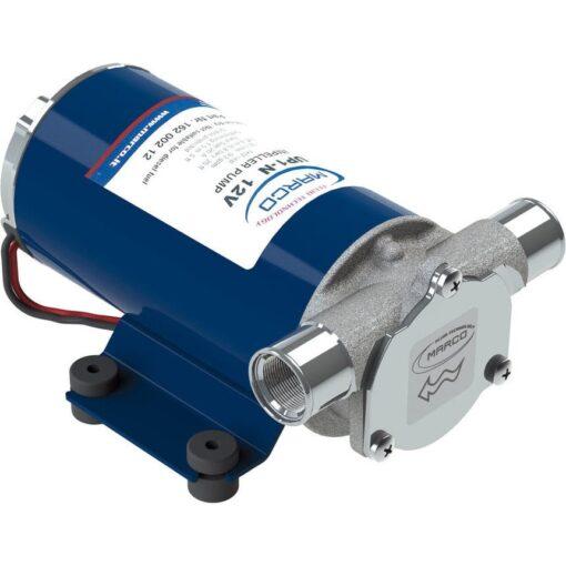 Marco UP1-N Pompe rotor souple 9.25 gpm - 35 l/min (12 Volt) 2