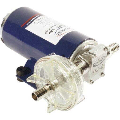 Marco UP10-XC Pompe inox pour services lourds - 18 l/min - AISI 316 L (12 Volt) 3