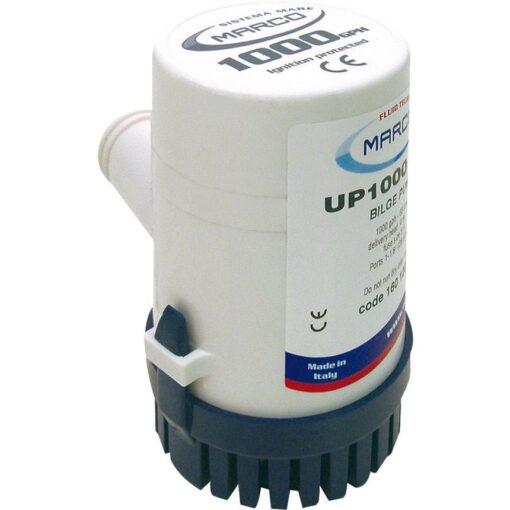Marco UP1000 Pompe immergée 1000 gph - 63 l/min (12 Volt) 2