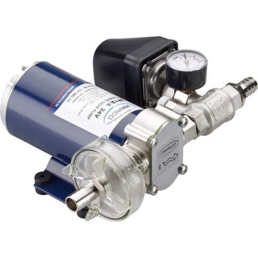 Marco UP12/A Groupe d'eau avec pressostat 9.5 gpm - 36 l/min (24 Volt) 3