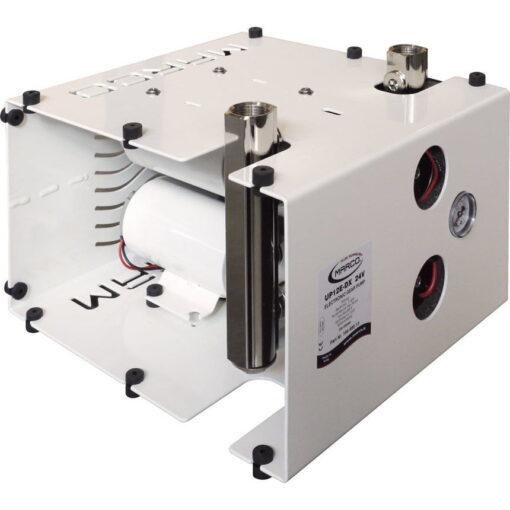 Marco UP12/E-DX Double groupe d'eau avec contrôle électronique 19 gpm - 72 l/min 3