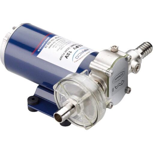 Marco UP12-PV Pompe à engrenages PTFE avec clapet anti-retour 9.5 gpm - 36 l/min (24 Volt) 3