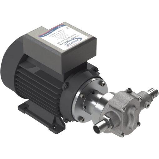 Marco UP14/AC 220V 50 Hz Pompe à engrenages PTFE 11.6 gpm - 44 l/min 3