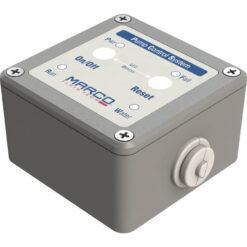 Marco UP14/E-DX 12/24V Double groupe d'eau avec contrôle électr. + PCS 24 gpm - 92 l/min 18