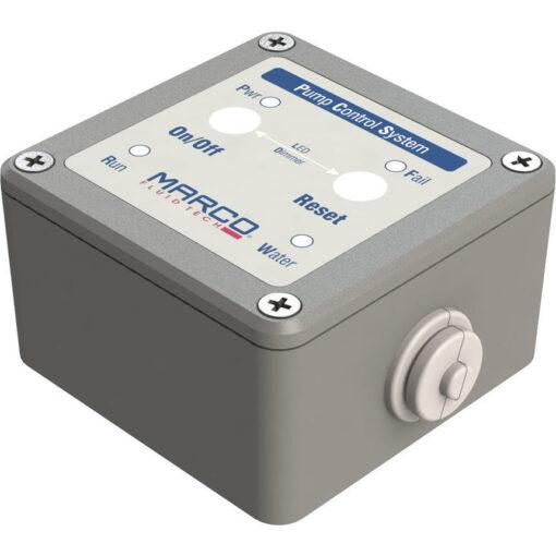 Marco UP14/E-DX 12/24V Double groupe d'eau avec contrôle électr. + PCS 24 gpm - 92 l/min 10