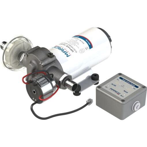 Marco UP14/E Groupe d'eau avec contrôle électronique 12.2 gpm - 46 l/min 3