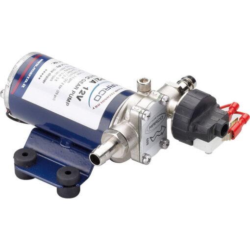 Marco UP2/A Groupe d'eau avec pressostat 2.6 gpm - 10 l/min (24 Volt) 3