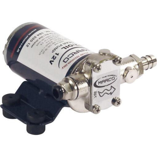 Marco UP2/OIL Pompe à engrenages bronze pour huile (24 Volt) 3