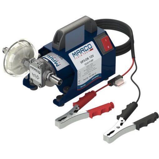 Marco UP3-CK Kit portable pompe à engrenages 4 gpm - 15 l/min (12 Volt) 3