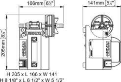 Marco UP3-CK Kit portable pompe à engrenages 4 gpm - 15 l/min (12 Volt) 8