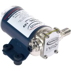 Pompes pour le transvasement du diesel et huile