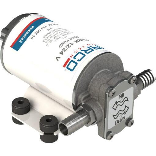 Marco UP3-RK Kit pompe flux reversible avec control eléctronique 4 gpm - 15 l/min (12-24 Volt) 3