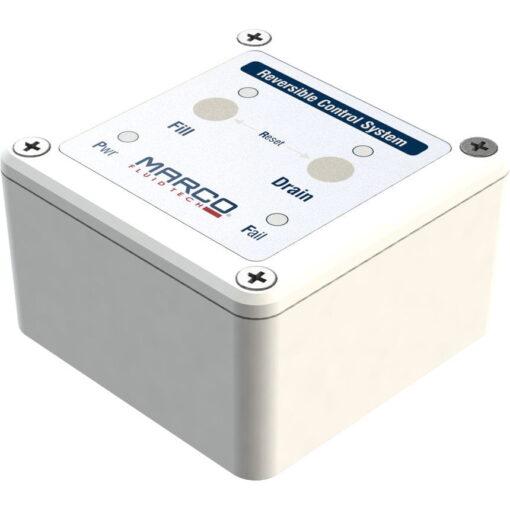 Marco UP3-RK Kit pompe flux reversible avec control eléctronique 4 gpm - 15 l/min (12-24 Volt) 4