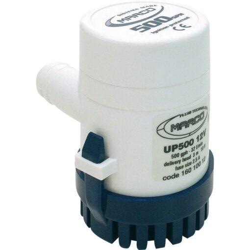 Marco UP500 Pompe immergée 500 gph - 32 l/min (12 Volt) 2