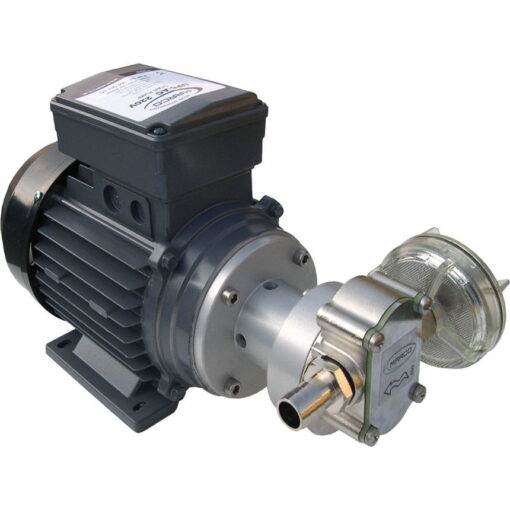 Marco UP6/AC 220V 50 Hz Pompe à engrenages PTFE 7.4 gpm - 28 l/min 3