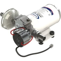 Pompes à système de pression électronique