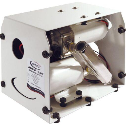 Marco UP66/E-DX Double groupe d'eau avec contrôle électronique 17.4 gpm - 66 l/min 3