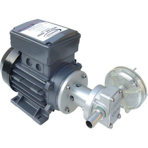 Marco UPX-C/AC Pompe pour chimiques 2.6 gpm - 10 l/min - Inox AISI 316 L (220 Volt) 3