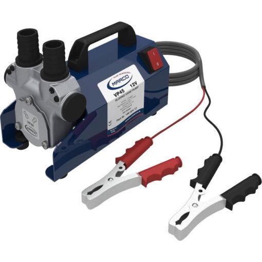Marco VP45 Kit batterie avec pompe à palettes 11 gpm - 45 l/min (24 Volt) 3