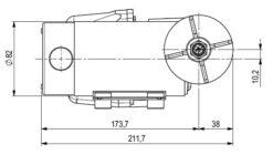 Marco DP12 Kit de Pompe à laver 5 bar - 72.5 psi (12 Volt) 9