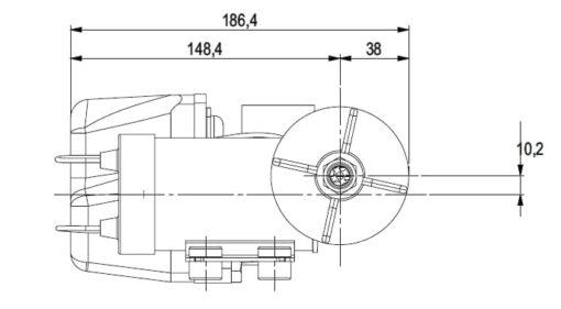 Marco DP3 Kit de Pompe à laver 3 bar - 43.5 psi (12 Volt) 6