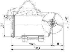 Marco DP9 Kit de Pompe à laver 4 bar - 58 psi (12 Volt) 9