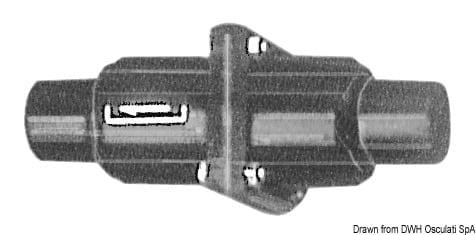 Clapet anti-retour ligne Whale 19/25 mm - Art. 17.121.90 4