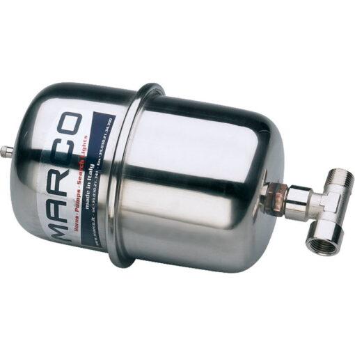 """Marco ATX2 Vase d'expansion inox tank 2 l avec connexion à T 1/2"""" 3"""