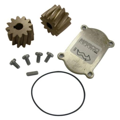 Marco Pièces de réchange R6400087 - R-KIT bronze gears, ø34 mm (NBR 2225 O-Ring) 3