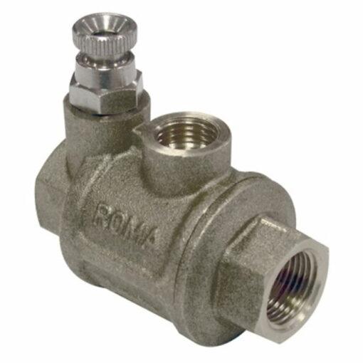 """Marco Pièces de réchange R6400016 - Clapet anti-retour 3/8"""" BSP + relief valve 3"""
