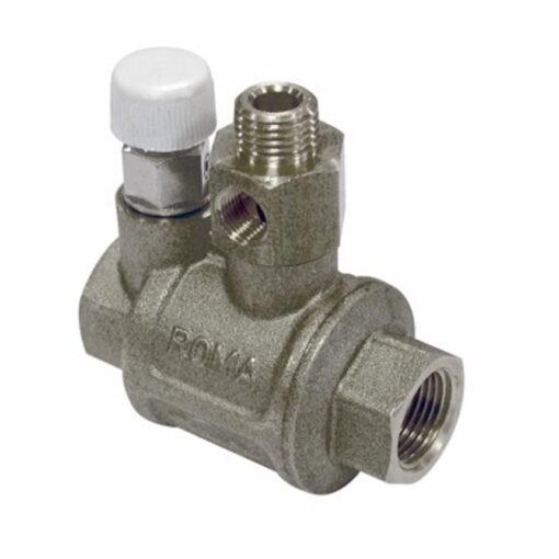 """Marco Pièces de réchange R6400017 - Clapet anti-retour 3/8"""" BSP + relief valve + Fittings 3"""
