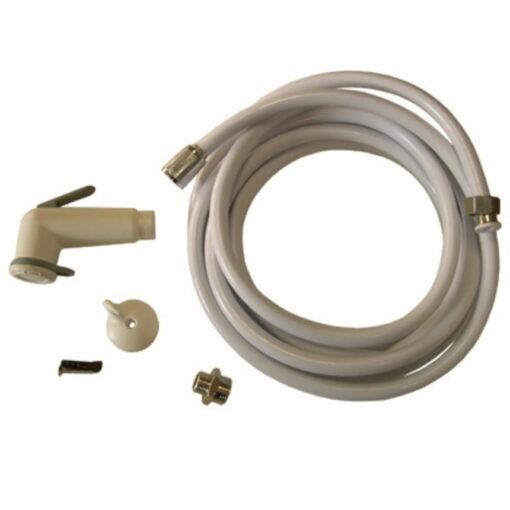 Marco Pièces de réchange R6400034 - White hose 4 m accessories and shower 3