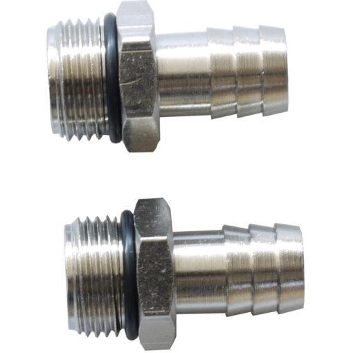 """Marco Pièces de réchange R6400065 - Bronze Fittings 3/8"""" BSP (O-Ring NBR, Hose ø12 mm) 3"""