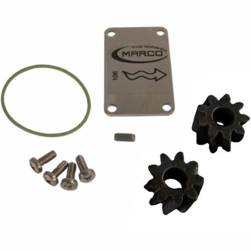 Marco Pièces de réchange R6400125 - R-KIT ø24 mm PEEK gears (VITON 2162 O-Ring) 3
